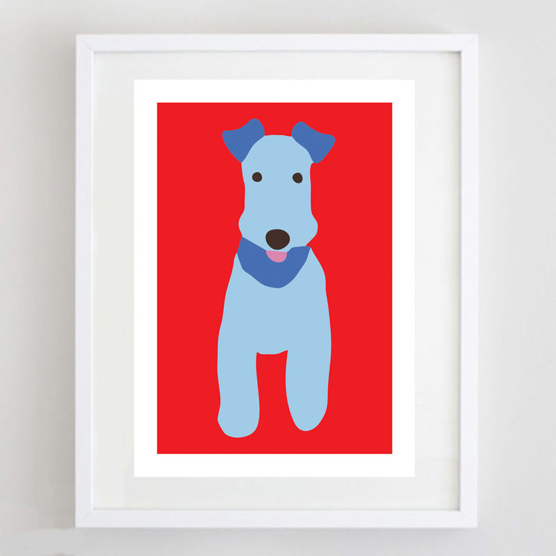 Terrier Print - product image