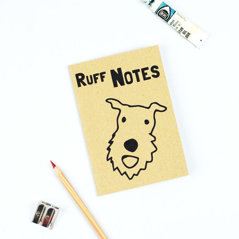 Ruff Notes Notebook - product images  of