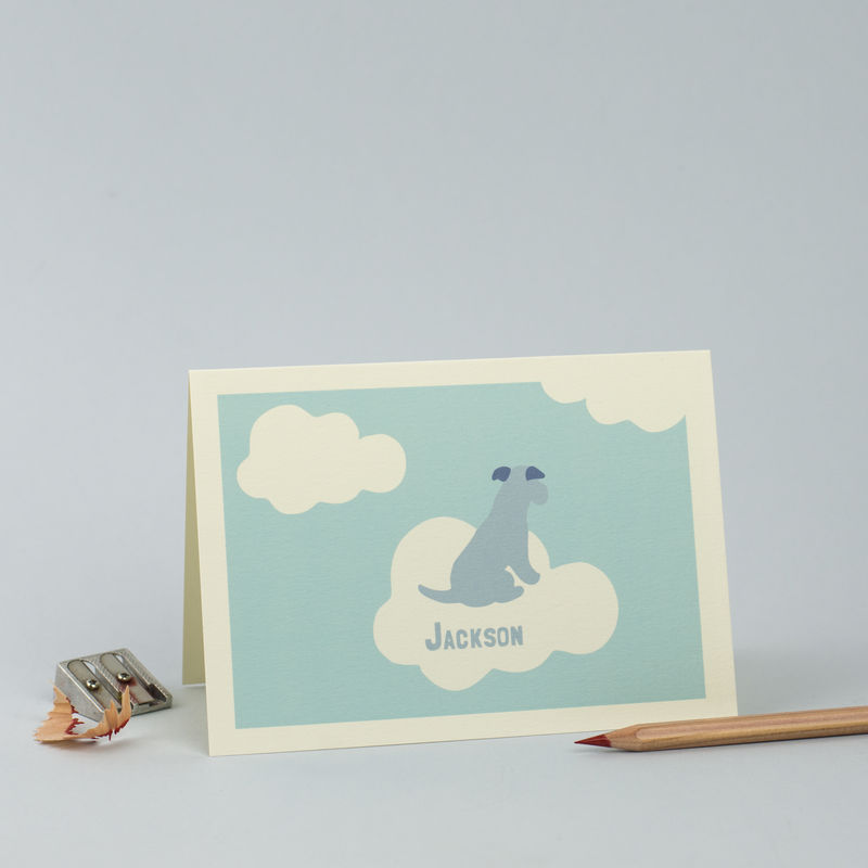Pet Sympathy Card - product images  of