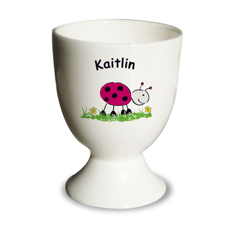 Ladybird,Egg,Cup,ladybird egg cup,egg cup,china egg cup,ceramic egg cup,bone china egg cup