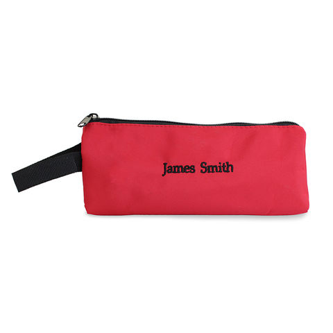 Red,Pencil,Case,Red Pencil Case,childs pencil case,kids pencil case,childrens pencil case,personalised pencil case,red personalised pencil case