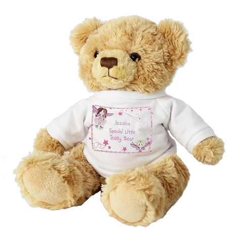 Fairy,Message,Bear,Fairy Message Bear,Personalised childrens gifts,personalised baby gifts, childrens keepsakes,baby keepsakes,childrens gift ideas,baby gift ideas