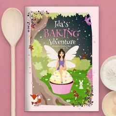Personalised,Fairy,Baking,Adventure,Book,Fairy Princess Gift Ideas, Personalised Fairy Baking Adventure Book, fairy book, personalised book