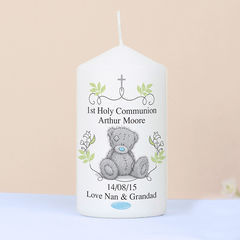 Me,To,You,Natures,Blessing,Candle,Me To You Natures Blessing Candle,personalised holy communion candle,personalised births candle,personalised christening candle,personalised baptism candle,childs candle,childrens candle.