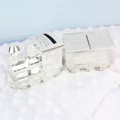Train,Money,Box,with,Tooth,&,Curl,Trinket,Train Money Box with Tooth & Curl Trinket,Money Box,Tooth Curl Box,Trinket Box