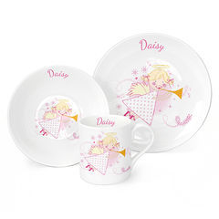 Angel,Breakfast,Set,Angel Breakfast Set