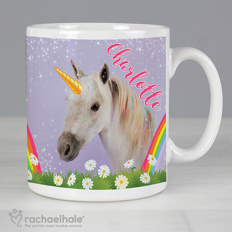 Personalised,Rachael,Hale,Unicorn,Mug,Unicorn Mug,Personalised Unicorn Mugs,Girls Mugs,Rachael Hale Mugs,Rachael Hale