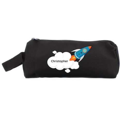 Rocket,Pencil,Case,Rocket Pencil Case