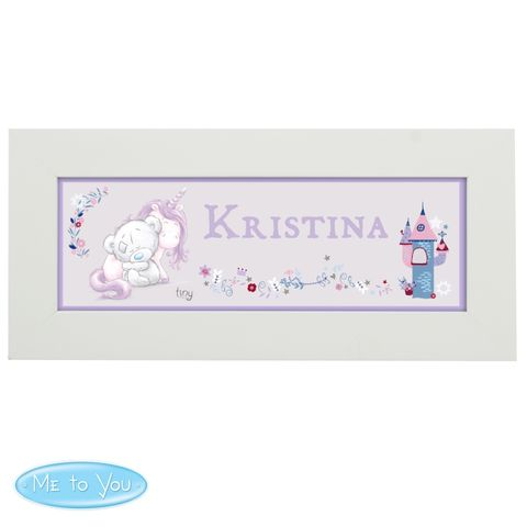 Tiny,Tatty,Teddy,Unicorn,Name,Frame,Tiny Tatty Teddy Unicorn Name Frame