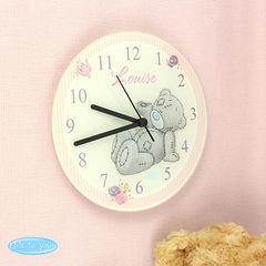 Me To You Clock baby christening gifts