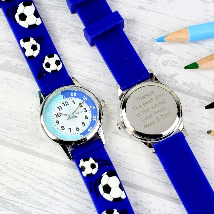 Kids Blue Teacher Watch