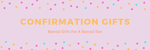 Confirmation Gifts personalised gifts for girls