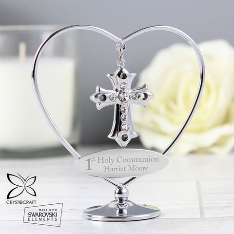 1st,Holy,Communion,Crystocraft,Cross,1st Holy Communion Crystocraft Cross ,Holy Communion Gifts
