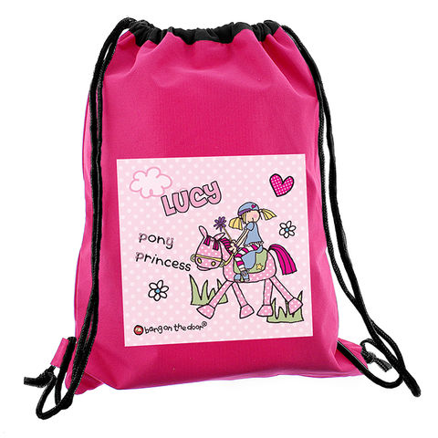Bang,On,The,Door,Pony,Girl,Swim,bag,Bang On The Door Pony Girl Swim bag,Girls swim bag, back to school swim bag