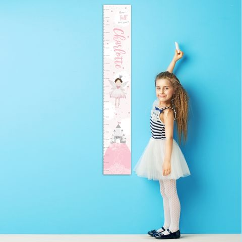 Fairy,Princess,Height,Chart,Fairy Princess Height Chart