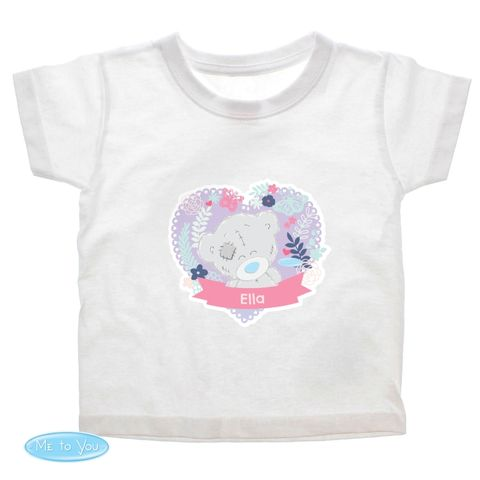 Tiny,Tatty,Teddy,Girl's,T-shirt,2-3,Years,Tiny Tatty Teddy Girl's T-shirt 2-3 Years