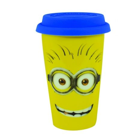 Minion,Travel,Mug,Despicable Me, Minions, Christmas Gifts, Despicable 2, Travel Mug
