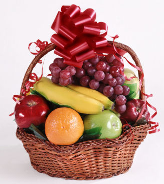 Luxury,Fruit,Basket,Get Well Soon Gift, Fruit Basket