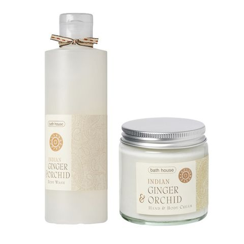 Luxury Indian Ginger and Orchid - product images  of