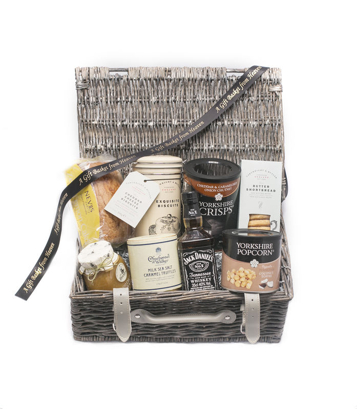 Jack Daniels Luxury Food Hamper  - product images