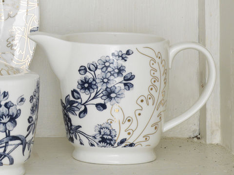 Victoria and Albert Palmers Silk Creamer - product images  of