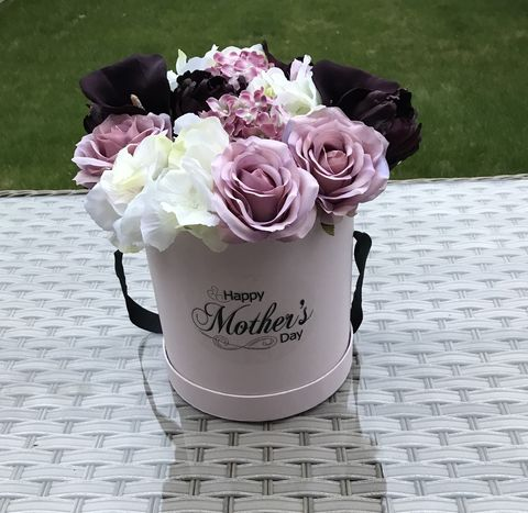 Classic,Blush,Mother's,Day,Hat,Box,Mother's Day, Hampers, Mother's Day Gift, Gifts, Gifts for Her