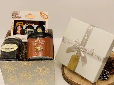 Rum,Lovers,Gift,Box, Christmas, Gifts, Gift Hamper, Gifts for Her, Gifts for Him
