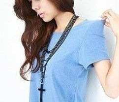 CROSS CHAIN NECKLACE - product image