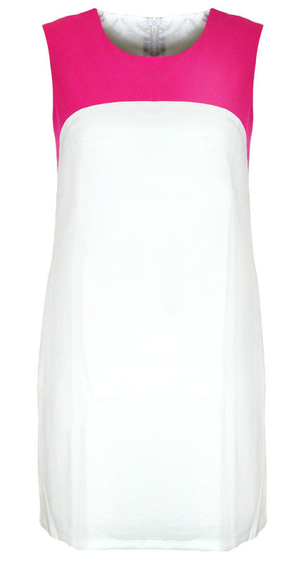 COLOR ARCH DRESS - product image