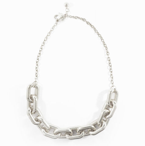 CHUNKY,CHAIN,NECKLACE
