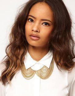 CHAIN COLLAR NECKLACE - product image