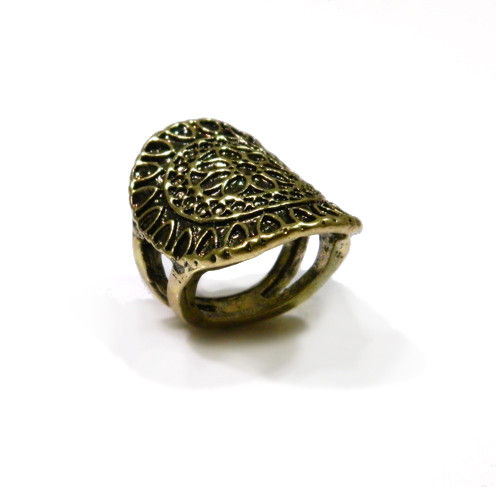 CARVED RING - product image