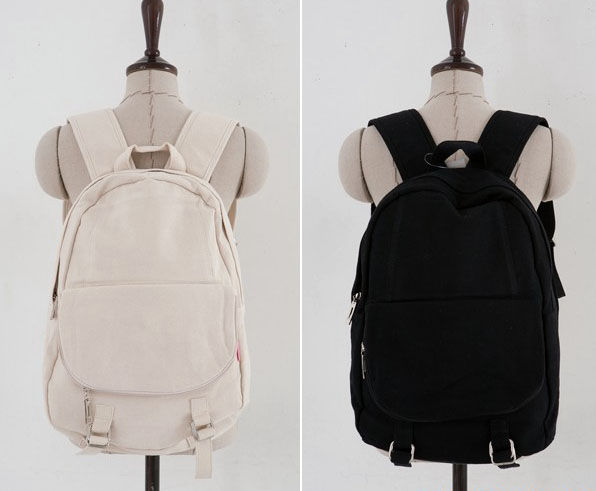 CANVAS BACKPACK - product image