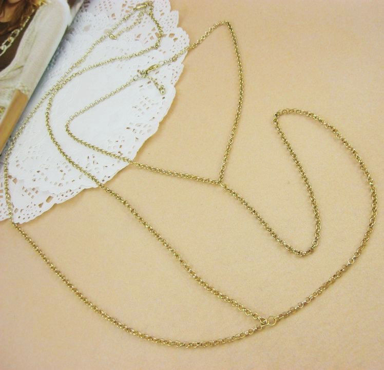 BODY NECKLACE - product image