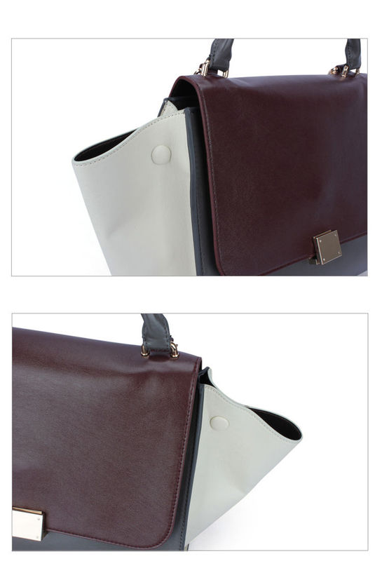 BLOCK TONE WING BAG - product image