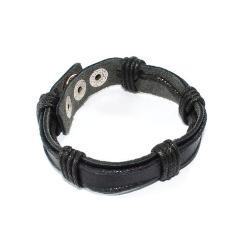 BLACK,STRAP,ADJUSTABLE,BRACELET