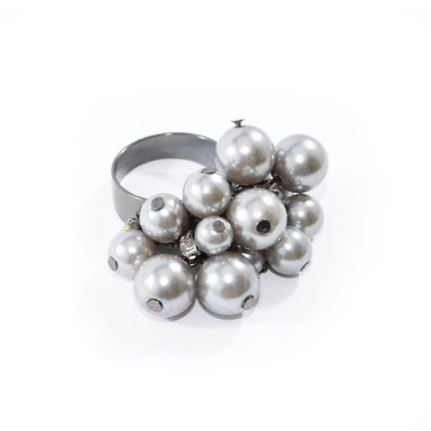 BLACK,PEARLS,WITH,CRYSTALS,RING,vendor-unknown,Cart2Cart