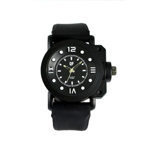 BLACK,CHRONOGRAPH,WATCH