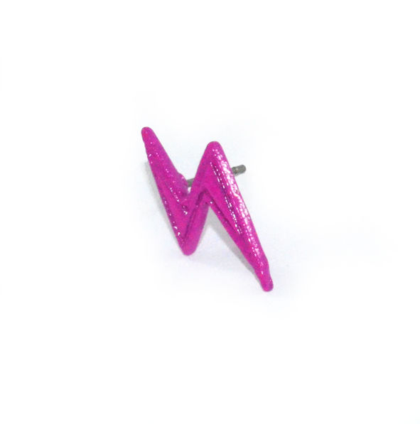 BIG BANG LIGHTNING EARRING STUD - product image