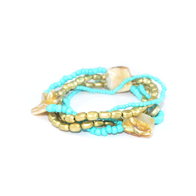 BEADED BRACELET PACK - product image