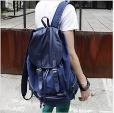 BACKPACK WITH CONTRAST POCKETS - product image