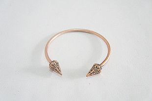 AZTEC SPIKE BANGLE - product image