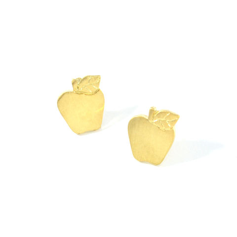 APPLE,EARRINGS