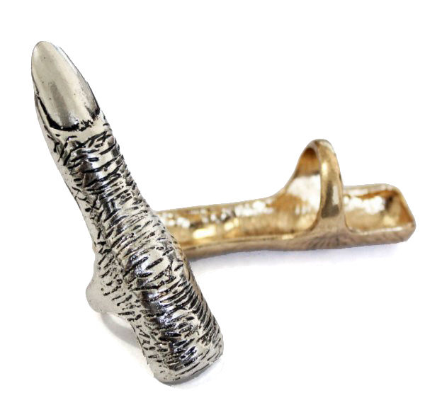 HUMAN FINGER RING - product image