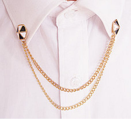 HEXAGONAL COLLAR NECKLACE - product image