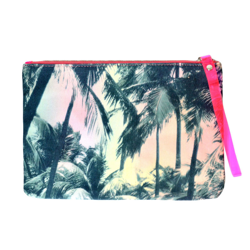 HAWAIIAN CLUTCH BAG - product image