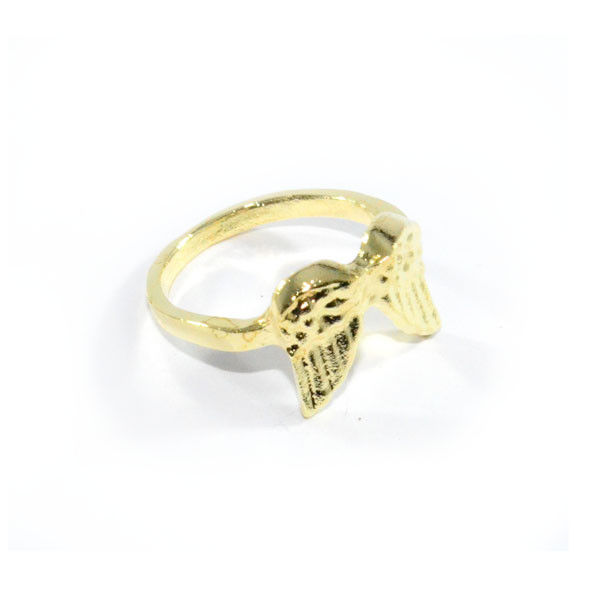 GOLD WING RING - product image