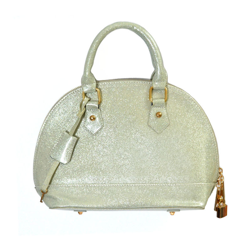 GLITTER SATCHEL BAG - product image