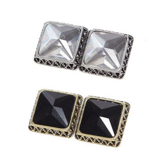 GLASS EARRINGS - product image