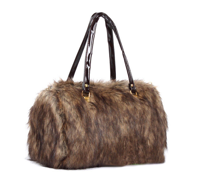 FURRY HOLDALL BAG - product image